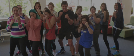 adelaide self defence classes