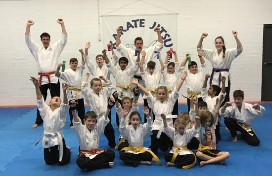 kids karate jitsu adelaide